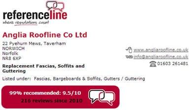 Install a Roofline - referenceline rating 9.5/10