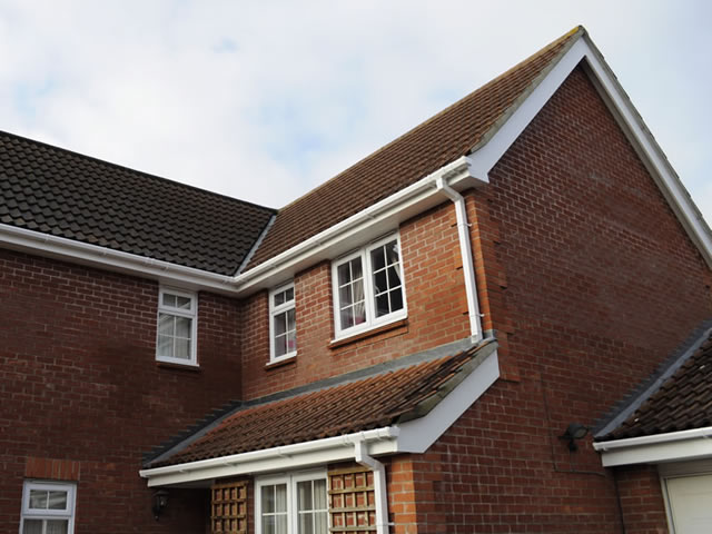 Case Study 2 | Side gable end wall was particularly difficult to access