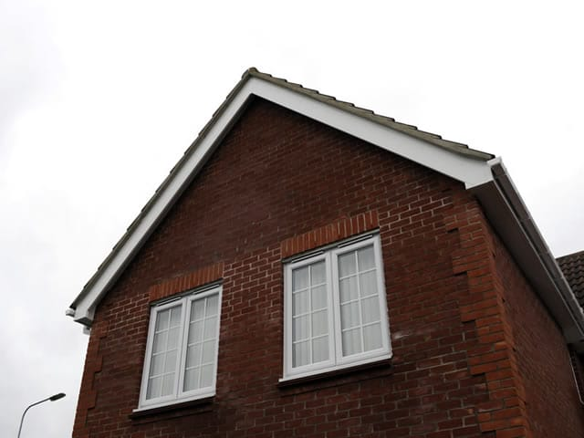 Case Study 2 | Front gable wall was slightly easier to access