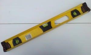 Roofline Repair Tools - 1 metre spirit level