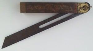 Roofline Repair Tools - Carpenter's Bevel