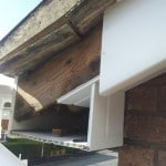 bargeboard installation: Step 2:one piece box end