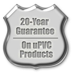 Materials - 20 year guarantee