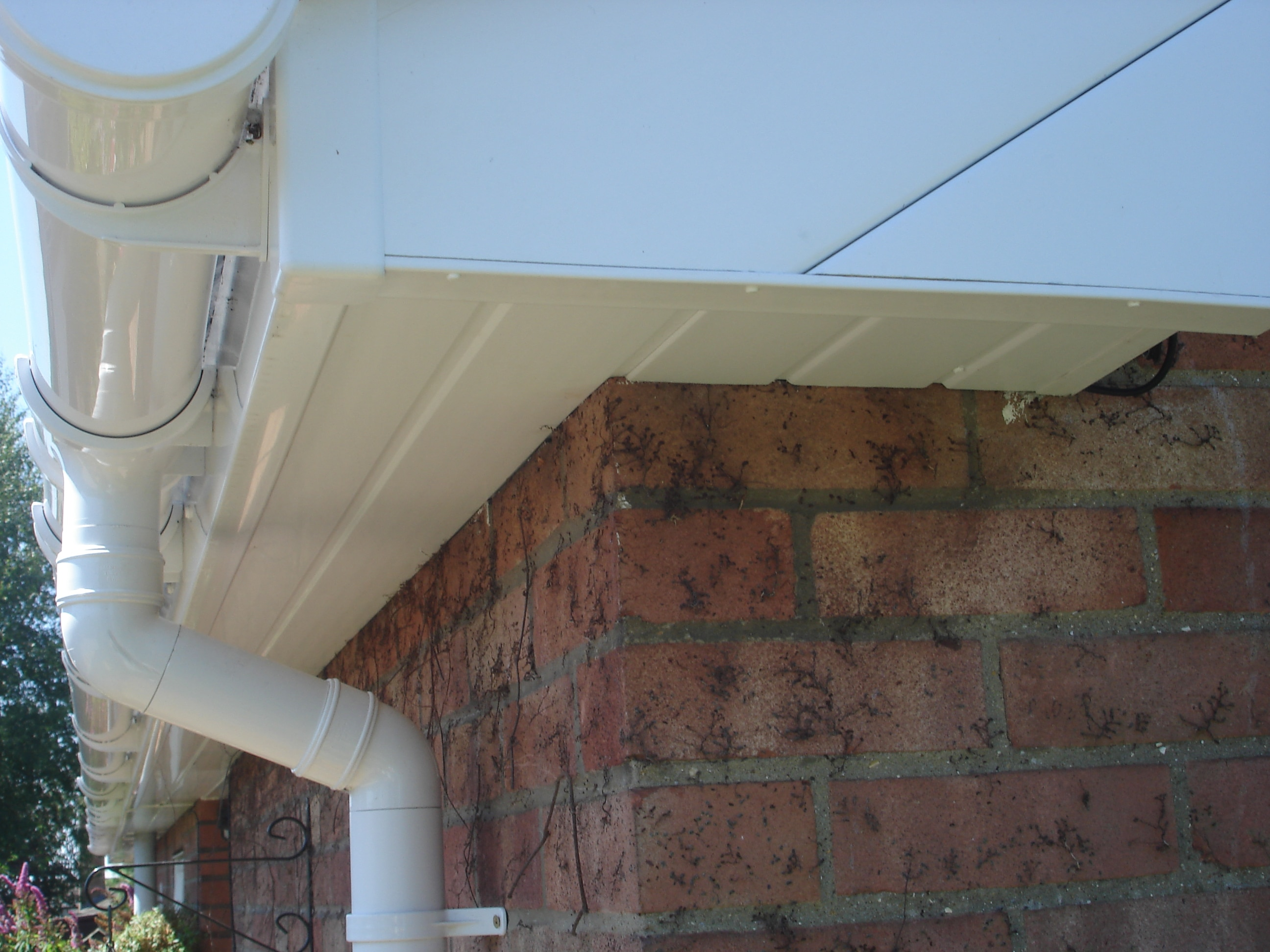 Soffit Replacement by Norwich specialist Anglia Roofline
