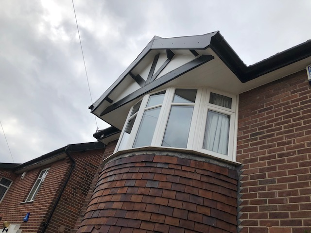 Upvc white soffits