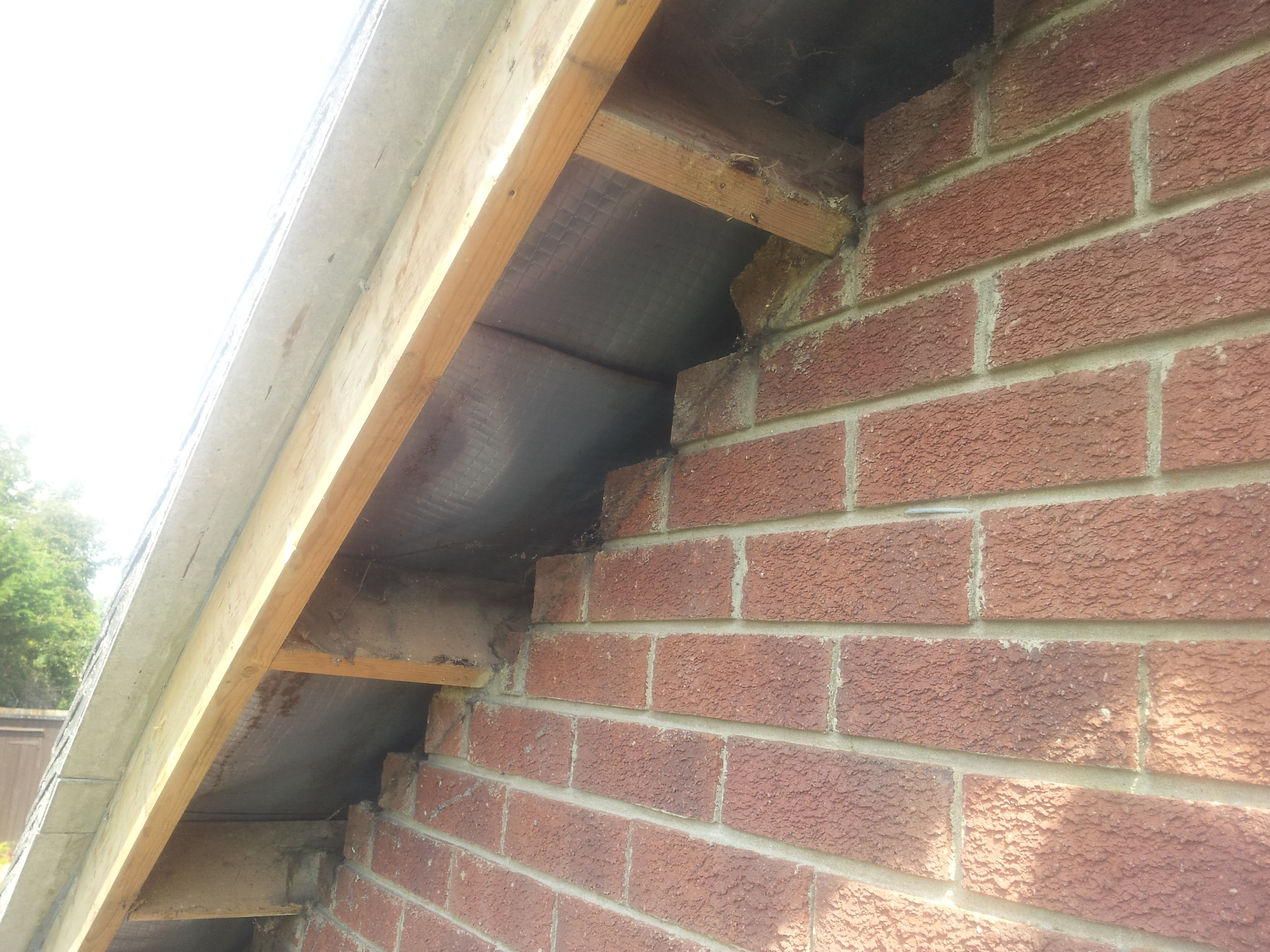 Roofline Replacement In Norwich Or Norfolk Anglia